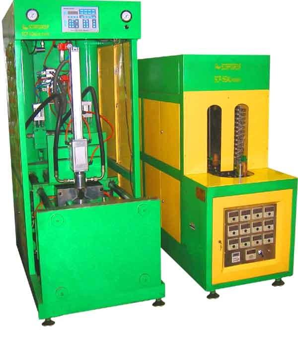 Оборудование для производства пэт тары